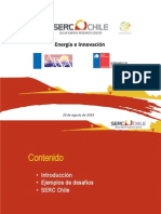 SERC Chile - Energía e Innovación