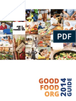 Good Food Org 2014 Guide