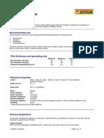 Jotafloor Topcoat - English (Uk) - Issued.06.12.2007