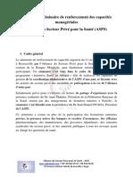 Rapport Seminaire Asps-Brazzaville Du 11 Au 15 Nov2014
