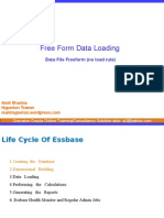 Essbase Loading Data