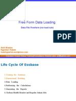 Oracle Essbase Loading Data