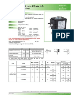 48318 21A Solenoid Valves Series Datasheet (1)