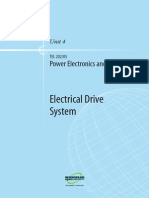 Power Electronics and Drives U4