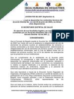 Resolución 0705 de 2007 Botiquín de Primeros Auxilios