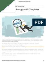 ASHRAE Energy Audit Templates _ Noesis.pdf