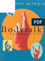 Morris - Bodytalk - The Meaning of Human Gestures