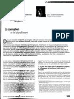 Corruption Et Blanchiment Gfp n 12 Dec 2011