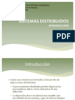 Introduccion Sistemas Distribuidos