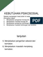 KEBUTUHAN PSIKOSOSIAL.ppt