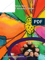 McMahon/Ryan Child Advocacy Center Annual Report 2013
