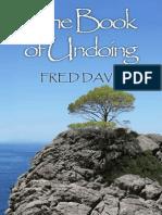 The Book of Undoing - Davis, Fred