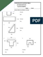 Taller de Geometría 5º (Perímetro, Área, Volumen, Masa y Capacidad - 4to Periodo)