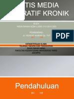 Referat Otitis Media Supuratif Kronik 1