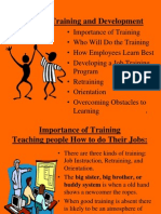 Employee Training and Development.pps