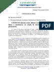 Comunicado UFEMUCH 17.11.14