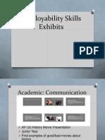 employability skills exhibits