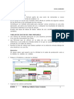 Excel 2013 Empresarial
