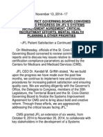 JFL Press Release November 13 2014 -- 17