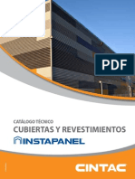 Catalogo Tecnico Instapanel