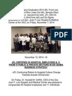 JFL Press Release November 15 2014 --19
