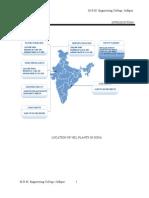 Hzl Chanderiya Pyro Training Report