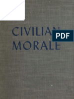 Civilian Morale.kurt Lewin,Tavistock,Mass Programming