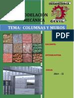 Columnas y Muros