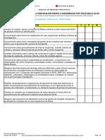 2014-10-09 Lista Verificación EVE (SºMED. PREVENTIVA, H.U.móstoles)