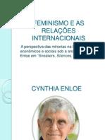 Feminismo e as Relações Internacionais