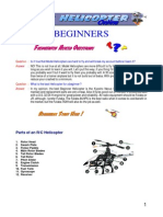 Beginners Helicopters