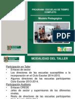 1 Modelo Pedagogico