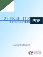21 Free Tools & Utilities for Translators - Alessandra Martelli