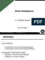 AI Intelligent Agents
