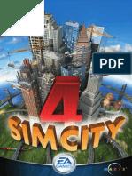 Manual Sim City 4 Deluxe Edition