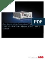 Com600 4.0 Dnp 3.0 Lanwan Master Opc Usg 756566 Enf