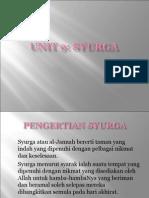 unit9syurga