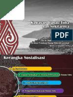 Kawasan Danau Toba dan Sekitarnya 2034
