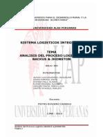 Sistema Logistico Backus Final