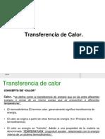Transferencia de Calor conducción, convección y radiacion