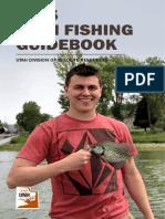 2015 Utah Fishing Guidebook