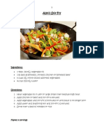 fall 2014 recipe book