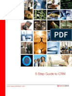 5 step guide to crm