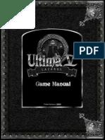 Lazarus Game Manual