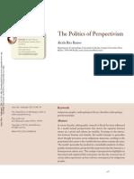 Ramos2012_Politics of Perspectivism-ARA