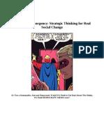 Towards A Democratic Media - Strategic Media Planning v3