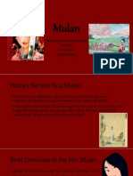 research paper disney princesses feminism ethnicity race mulan presentation