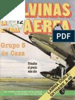 Malvinas La Guerra Aerea Nro 12