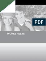 Tf Worksheets Scripts iTenn 8º