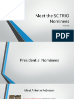 2015-2017 meet the sc trio nominees